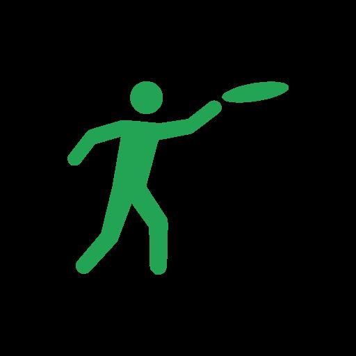 Ultimate Frisbee Logo